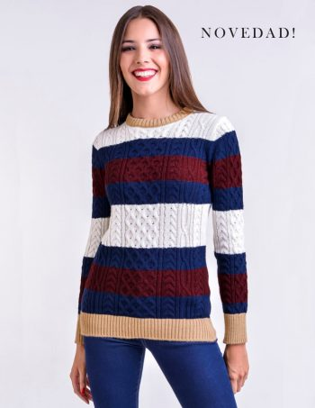 Art. 273 - Sweater cuello redondo c034a5112b90
